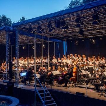 OpernAir 2017 am 24. Juni in Bensheim - Foto: Thomas Neu